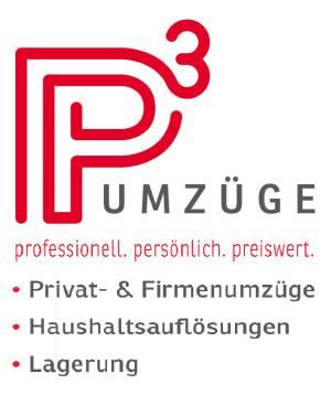p³ - Die Transport- und Umzugsprofis professionell. persönlich. preiswert.