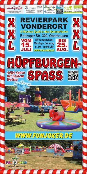 Hüpfburgen-Spass